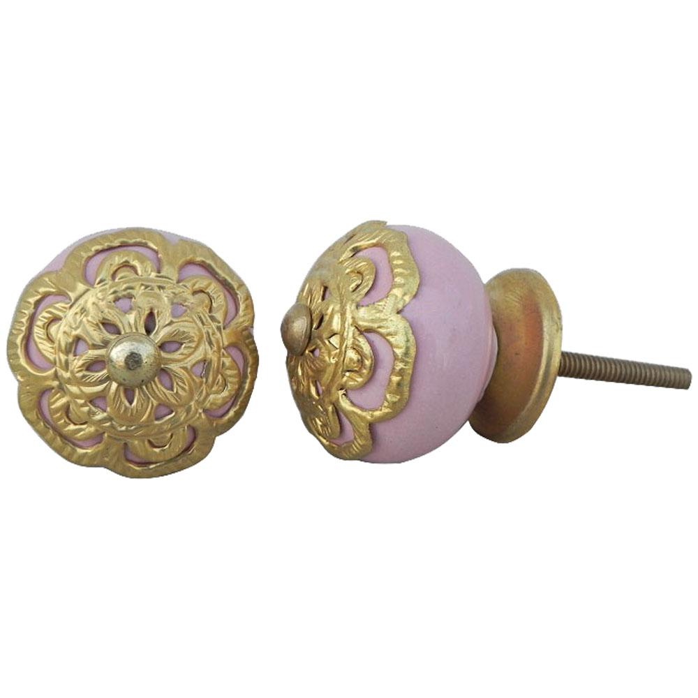 Strewn Pink Knob-4