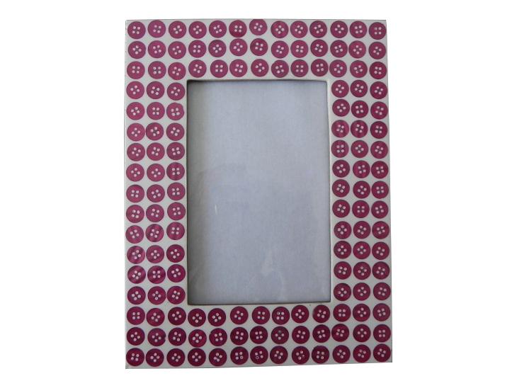 Button Photo Frame 3