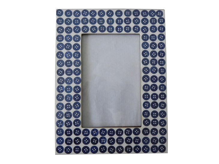 Button Photo Frame 4