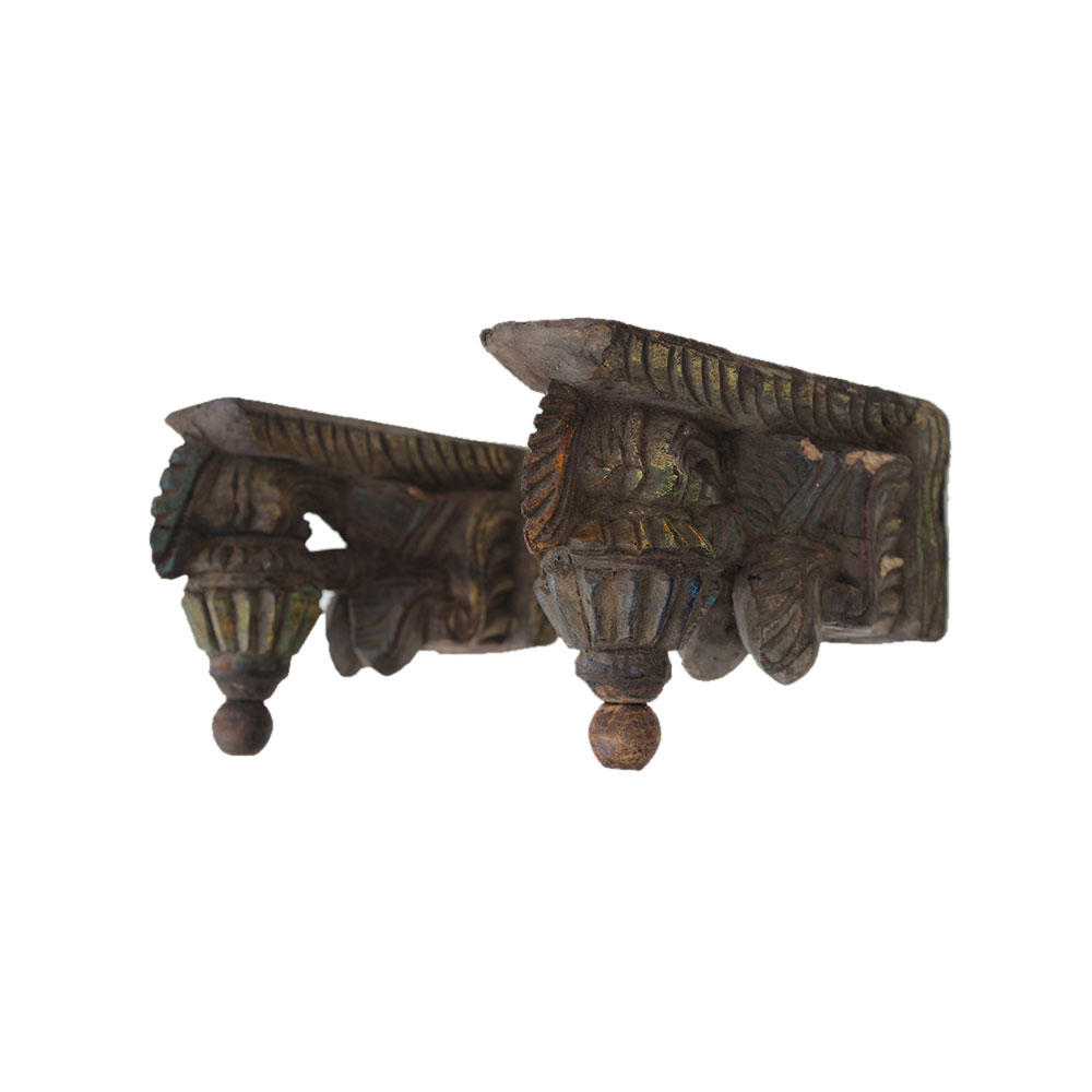 Wooden Wall Bracket 95
