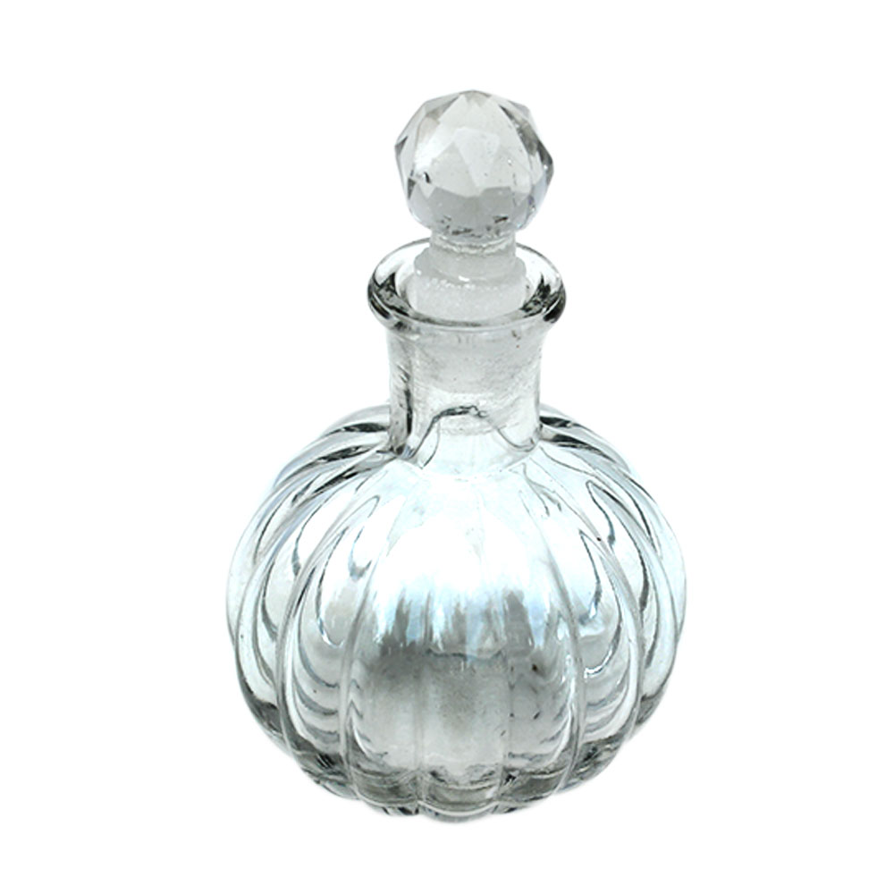 Goblet Small Glass Bottle-9