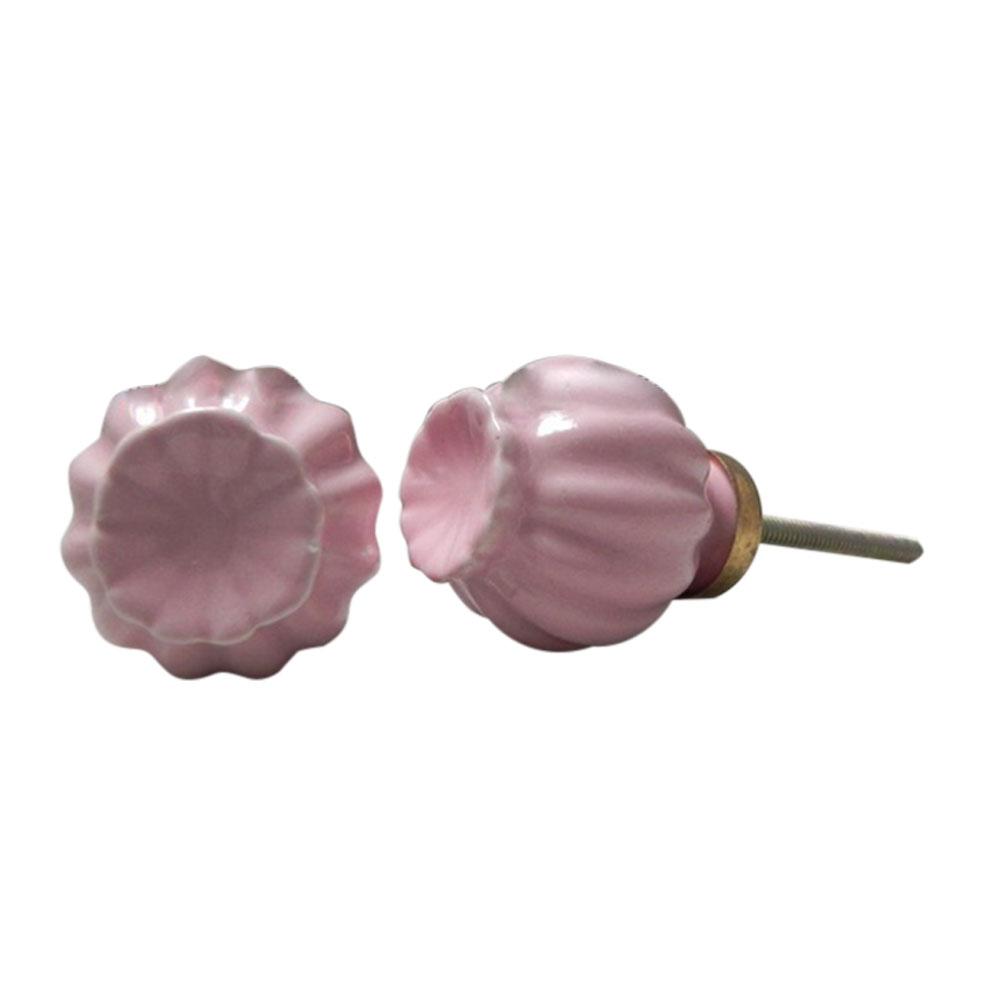 Pink Umbrella Knob