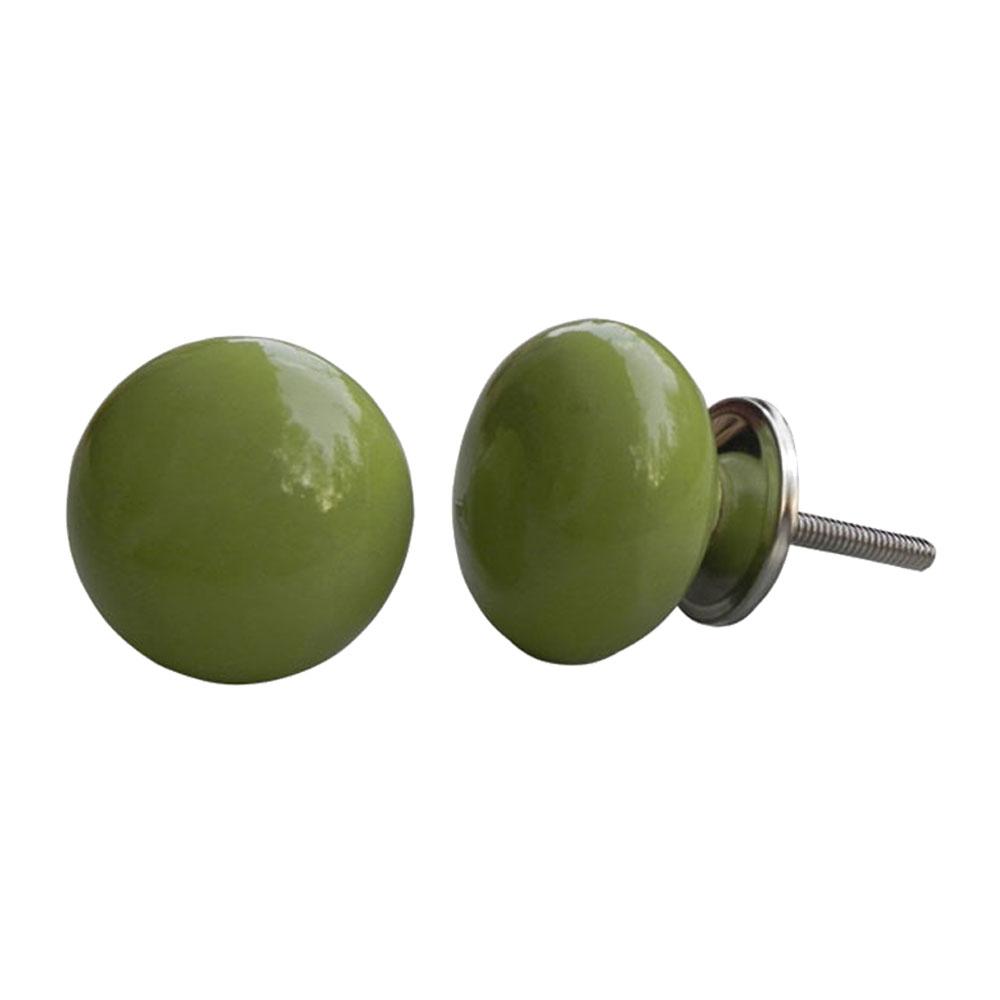 Lime Green Knob