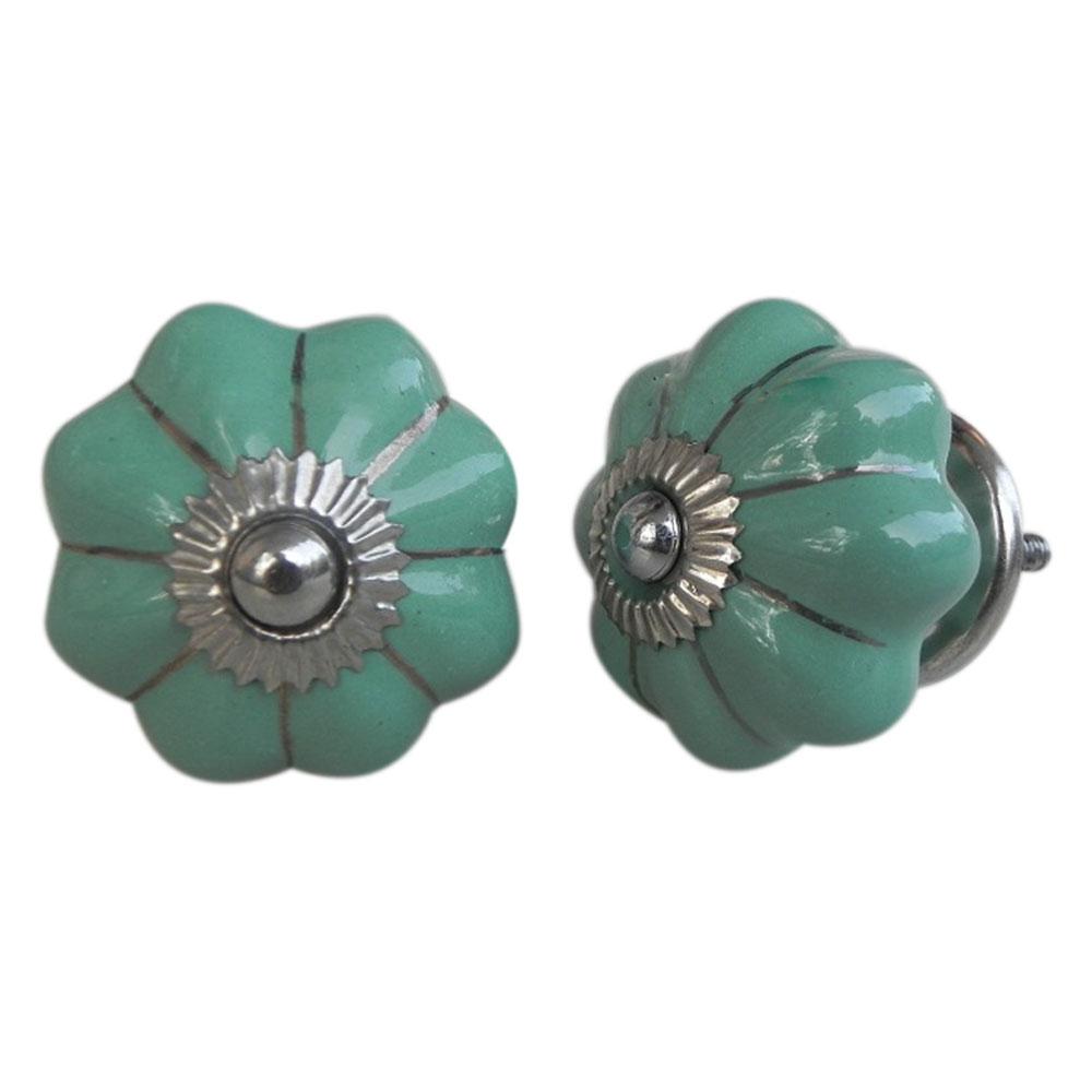 Sea Green Knob