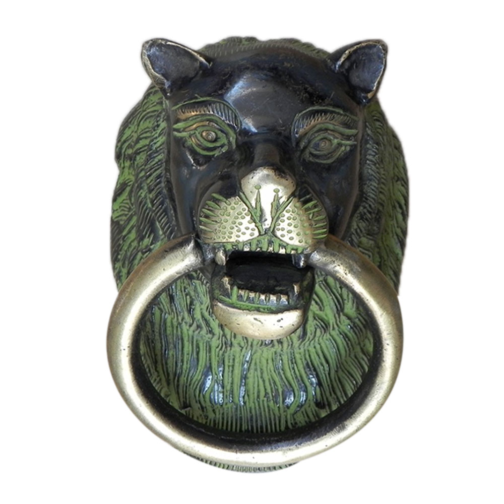 Lion Door Knocker-2