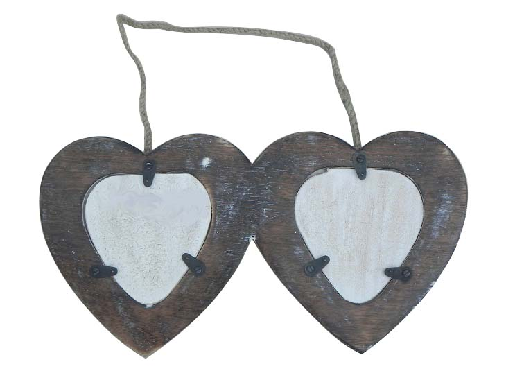 Heart Butterfly Photo Frame