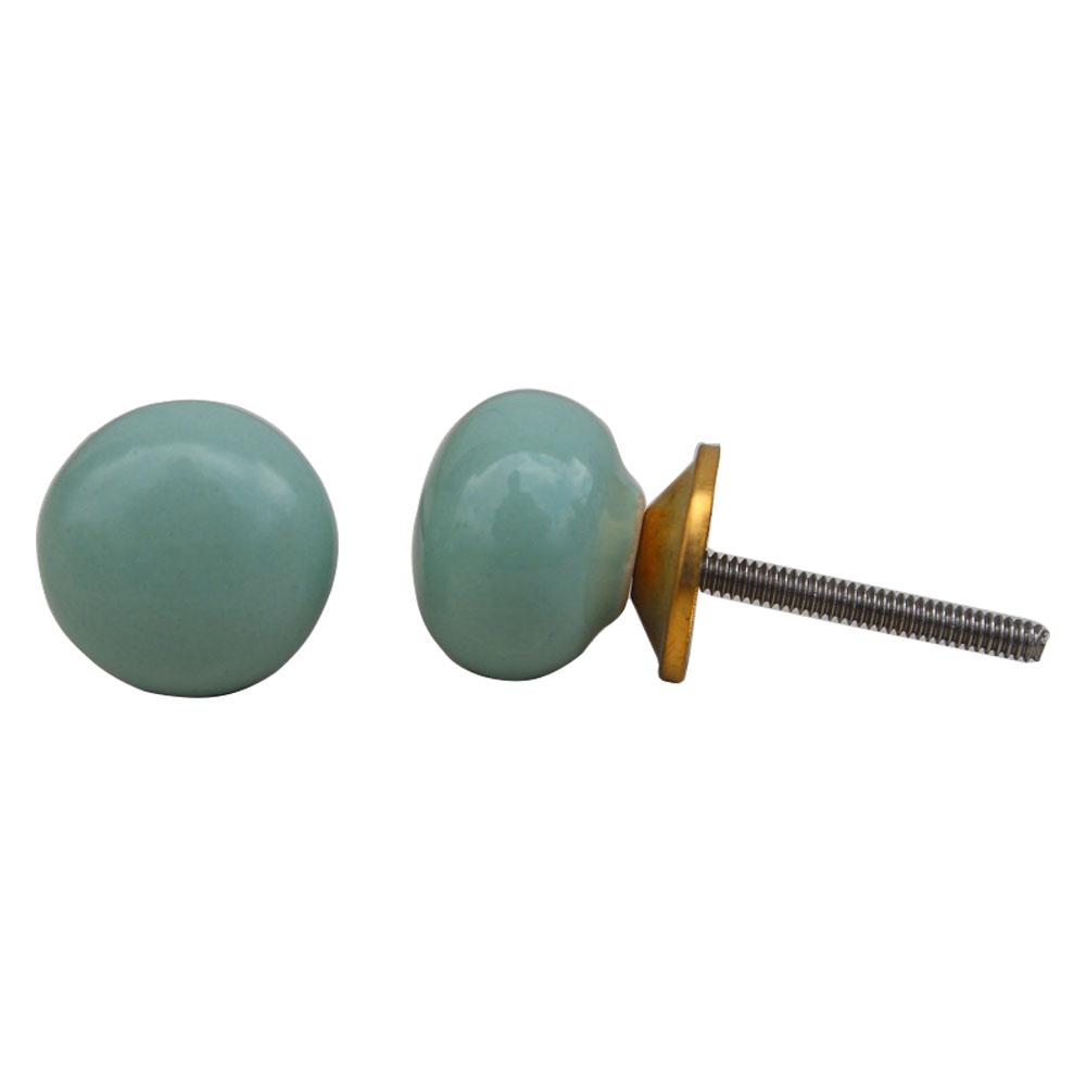 Sage Green Small Knob (1)