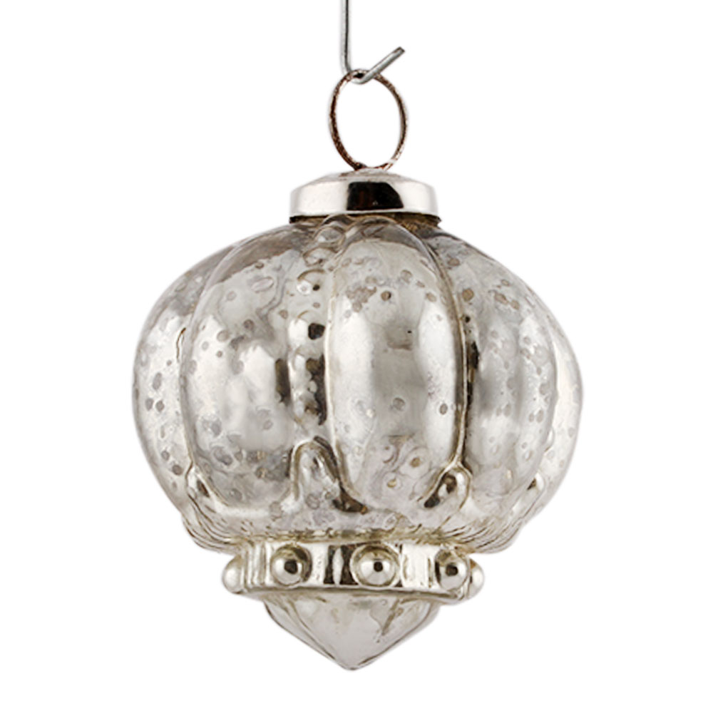 Dome Antique Christmas Hanging