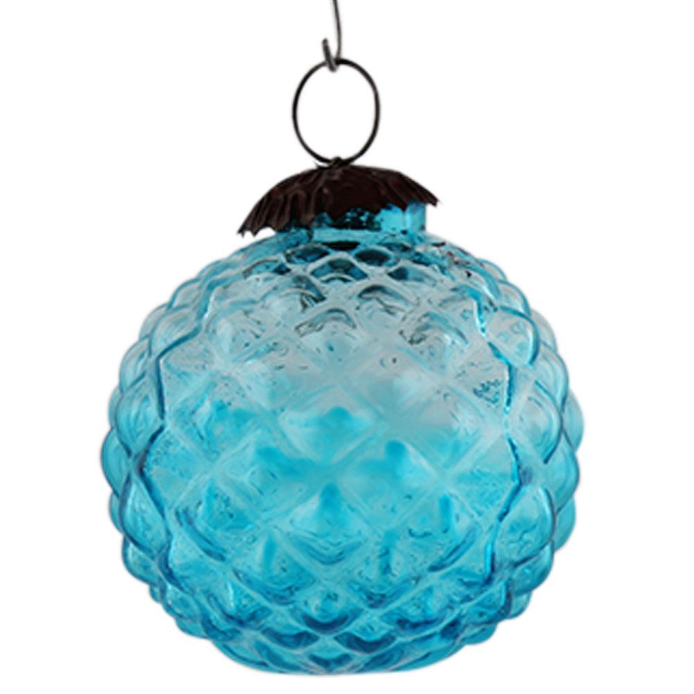 Turquoise Custard Apple Christmas Hanging Online