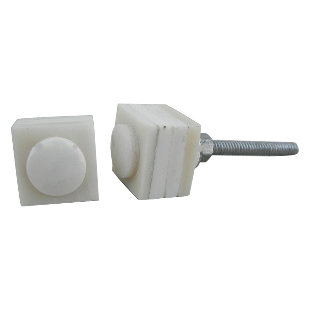 Square Bone Drawer Knobs