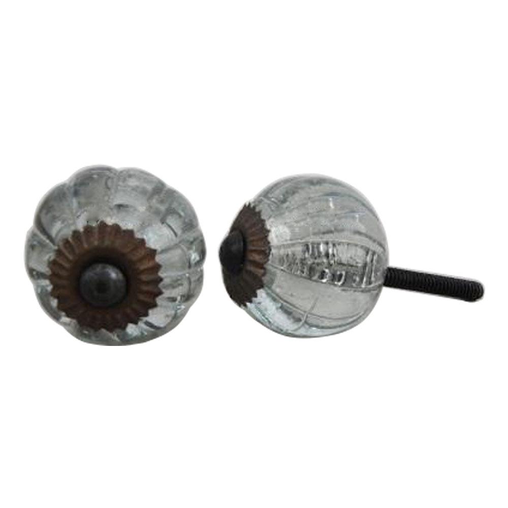Round Glass Drawer Knobs Online
