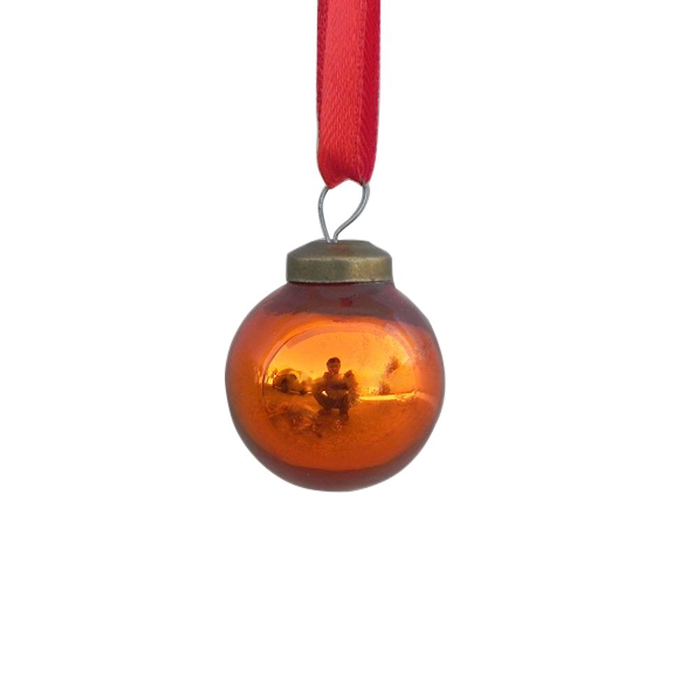 Round Tiny Christmas