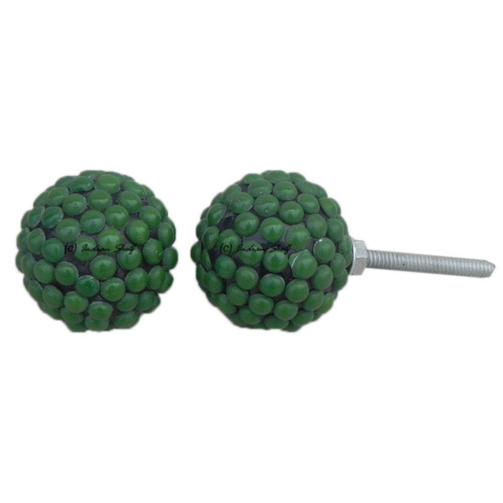 Green Berry Knob