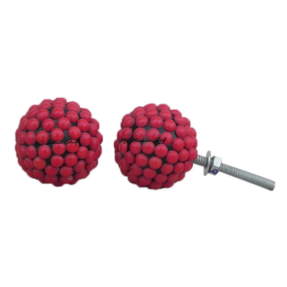 Red Berry Knob