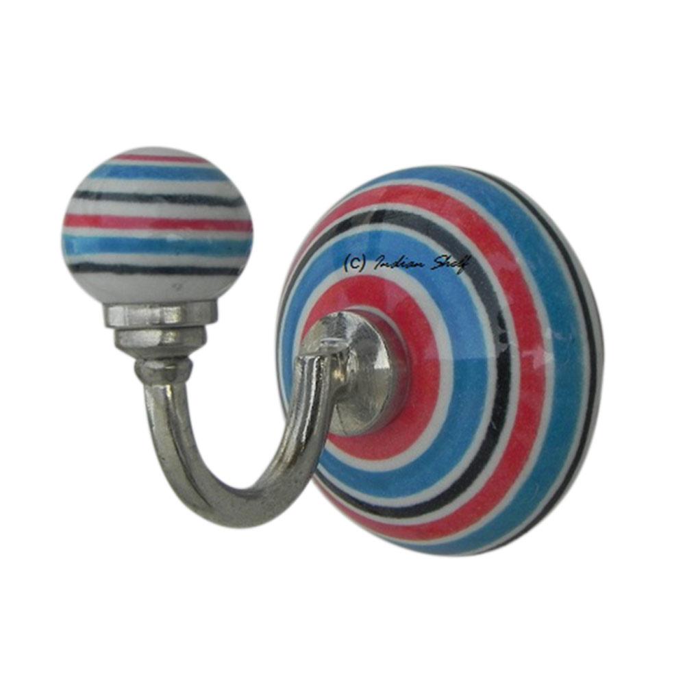 Mixed Striped Hooks
