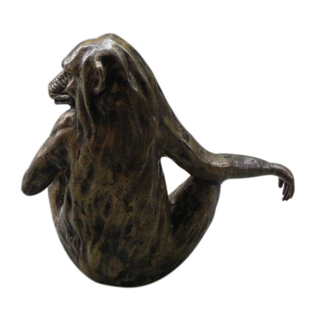 Bronze Chimp