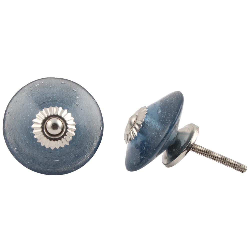 Dodger Blue Wheel Knob