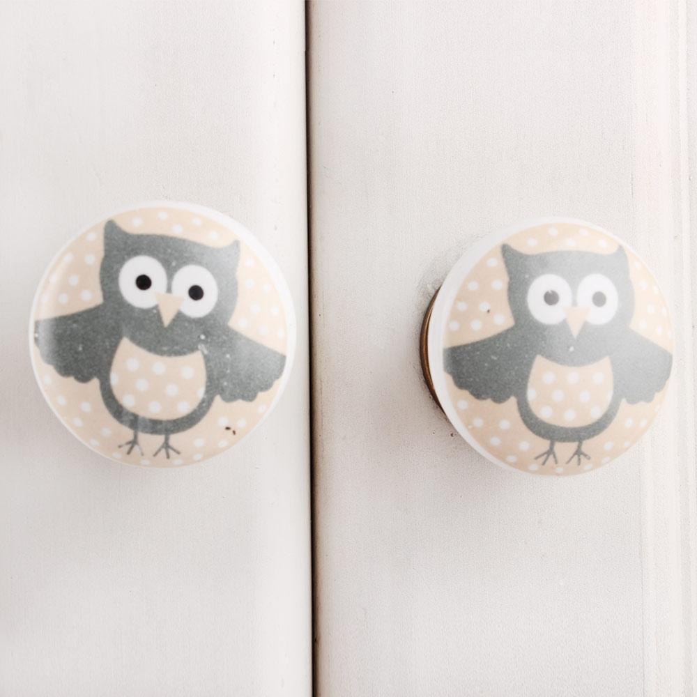 Owl Knob-01