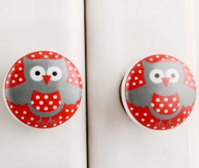 Owl Knob-02
