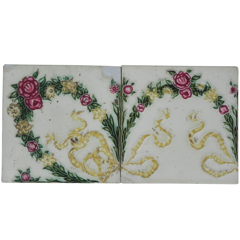 Cherry Flower Tile