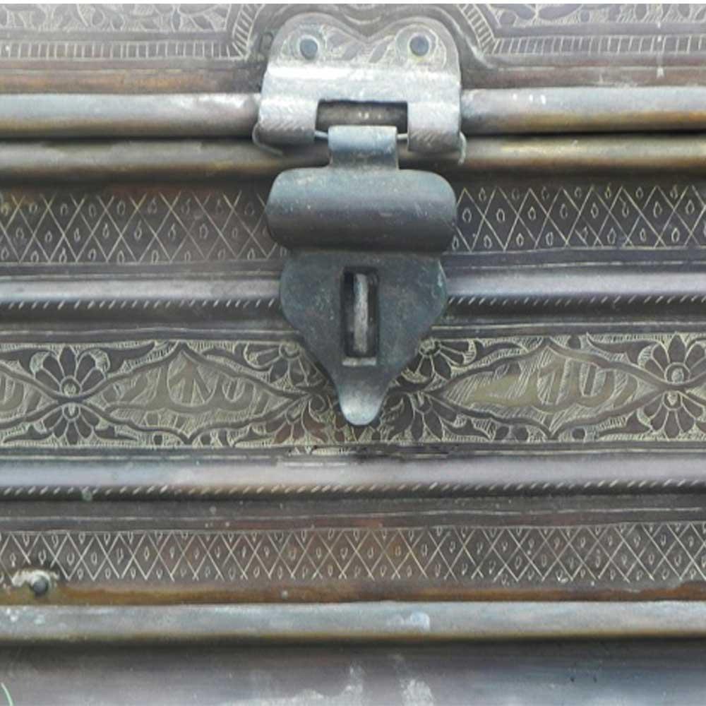 Vintage Hyderabadi Jewellery Box