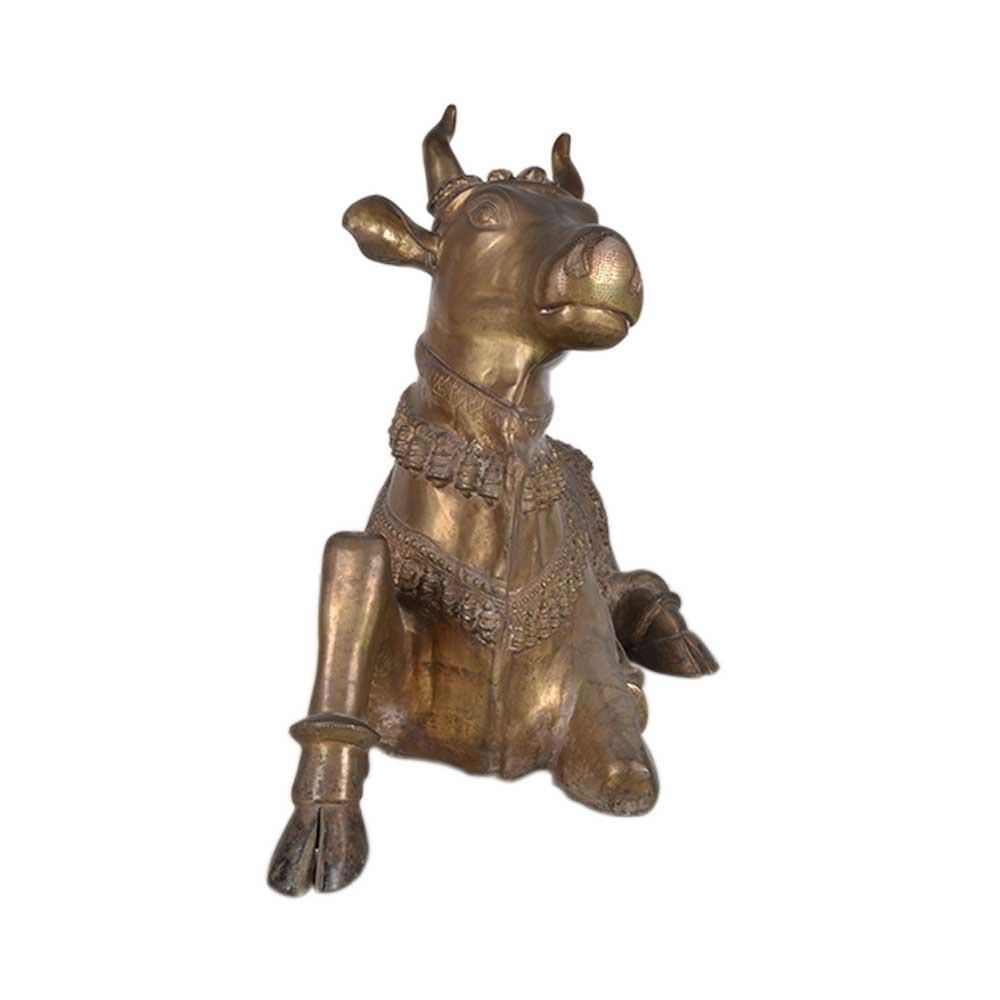 Bronze Nandi