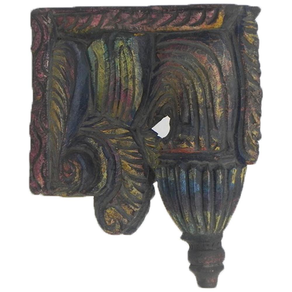 Wooden Wall Bracket-01