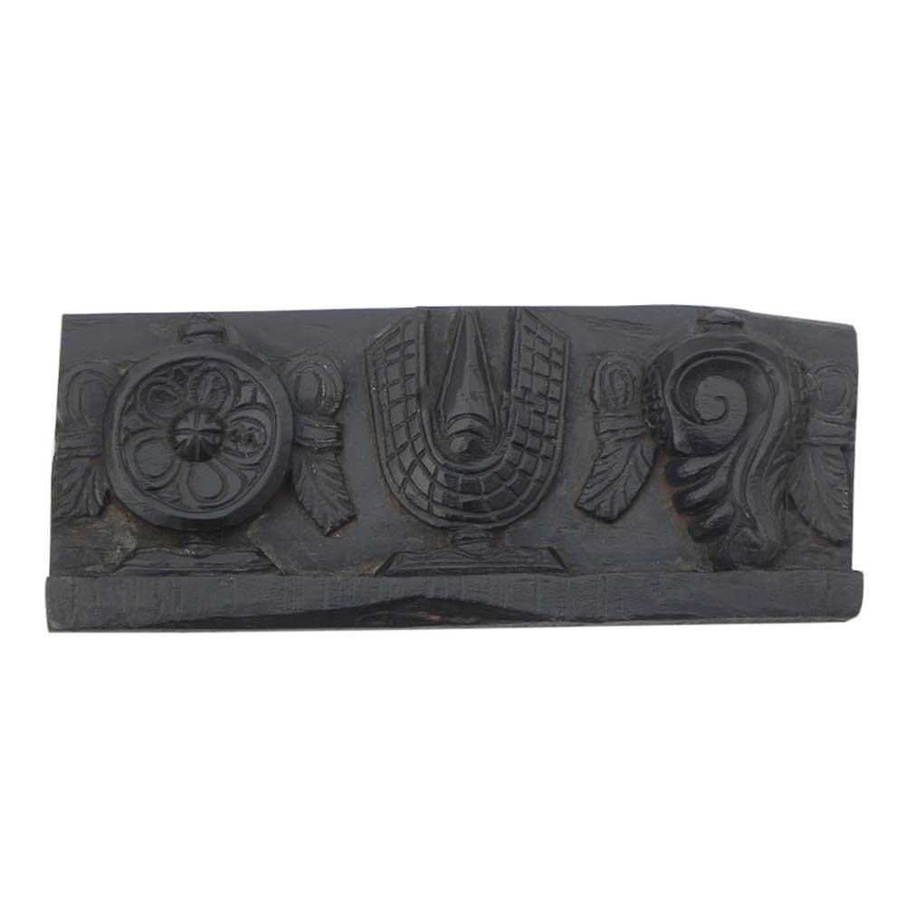 Vishnu Symbol Wall Hanging-04