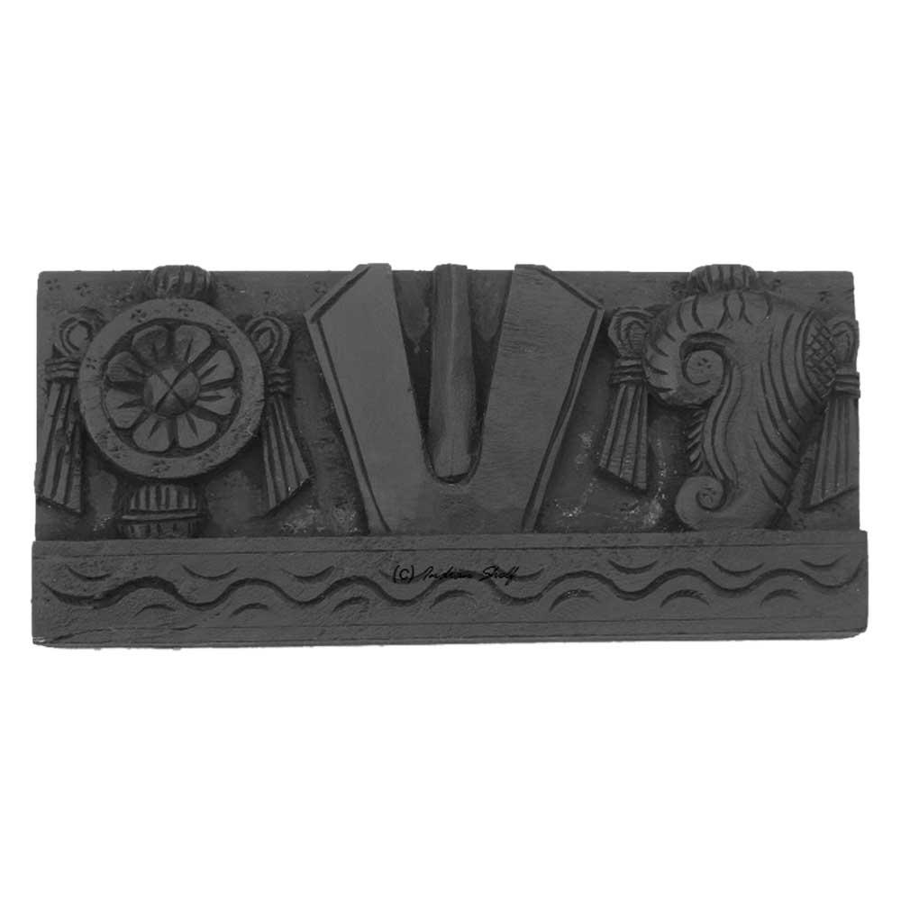 Vishnu Symbol Wall Hanging-05