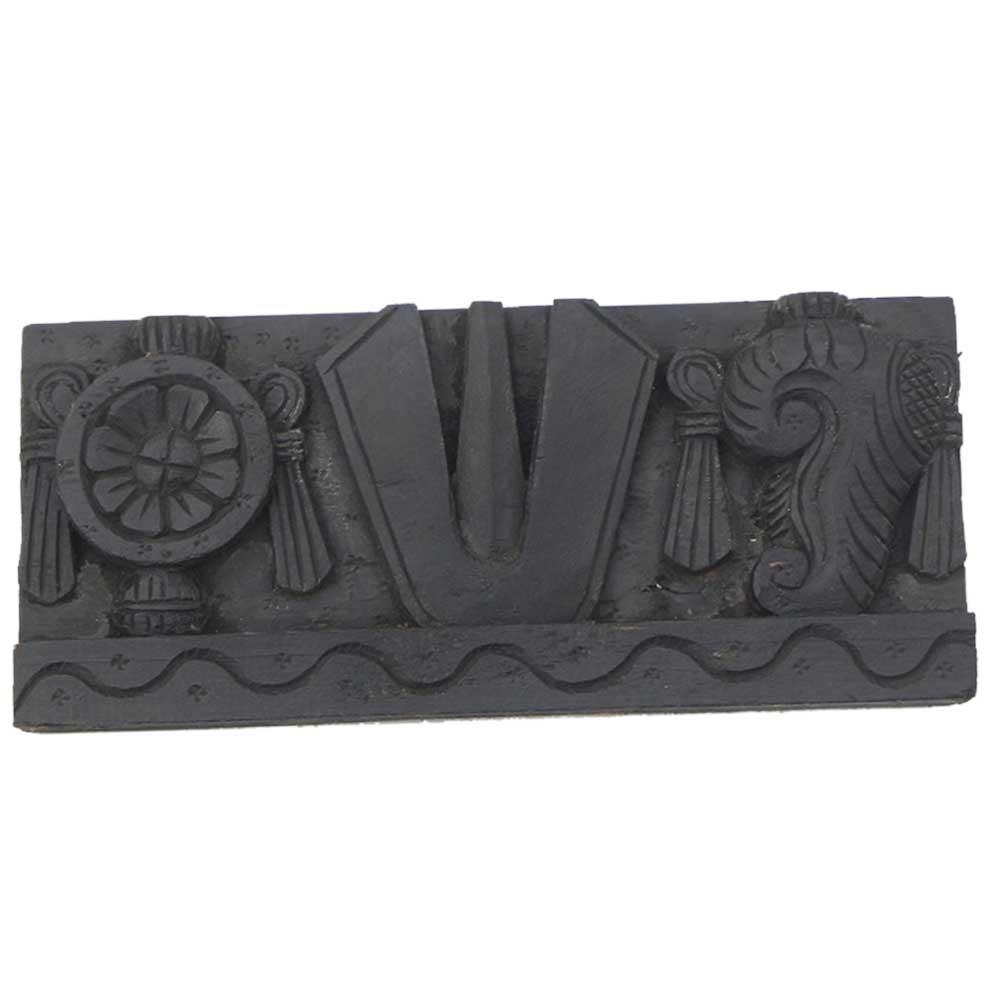 Vishnu Symbol Wall Hanging-06