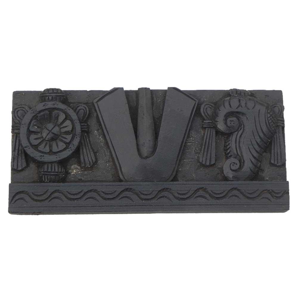 Vishnu Symbol Wall Hanging-07