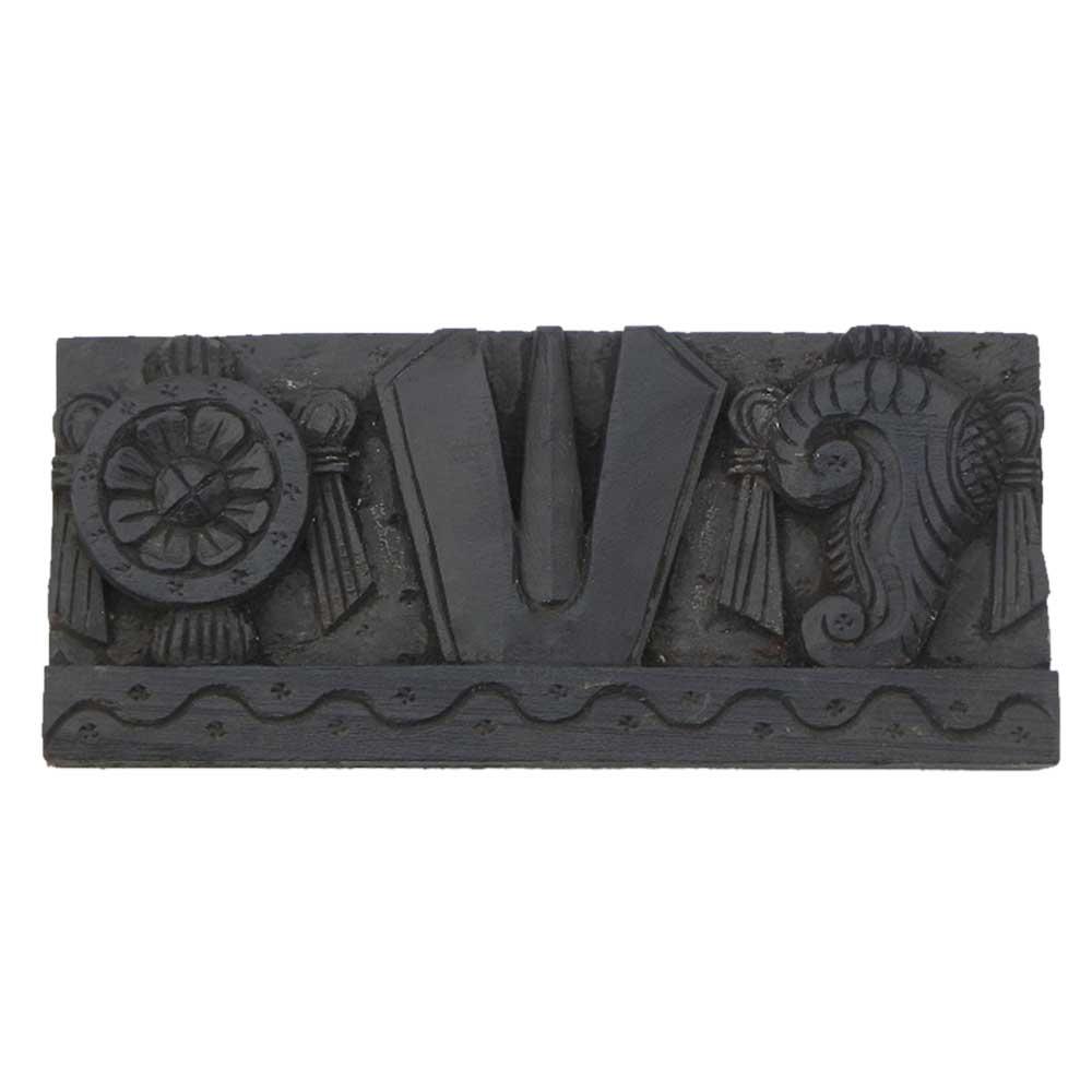 Vishnu Symbol Wall Hanging-09