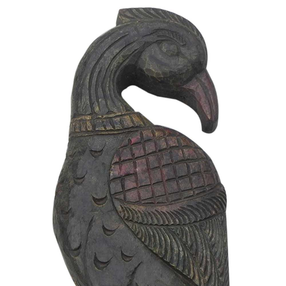 Peahen Wall Hanging-02