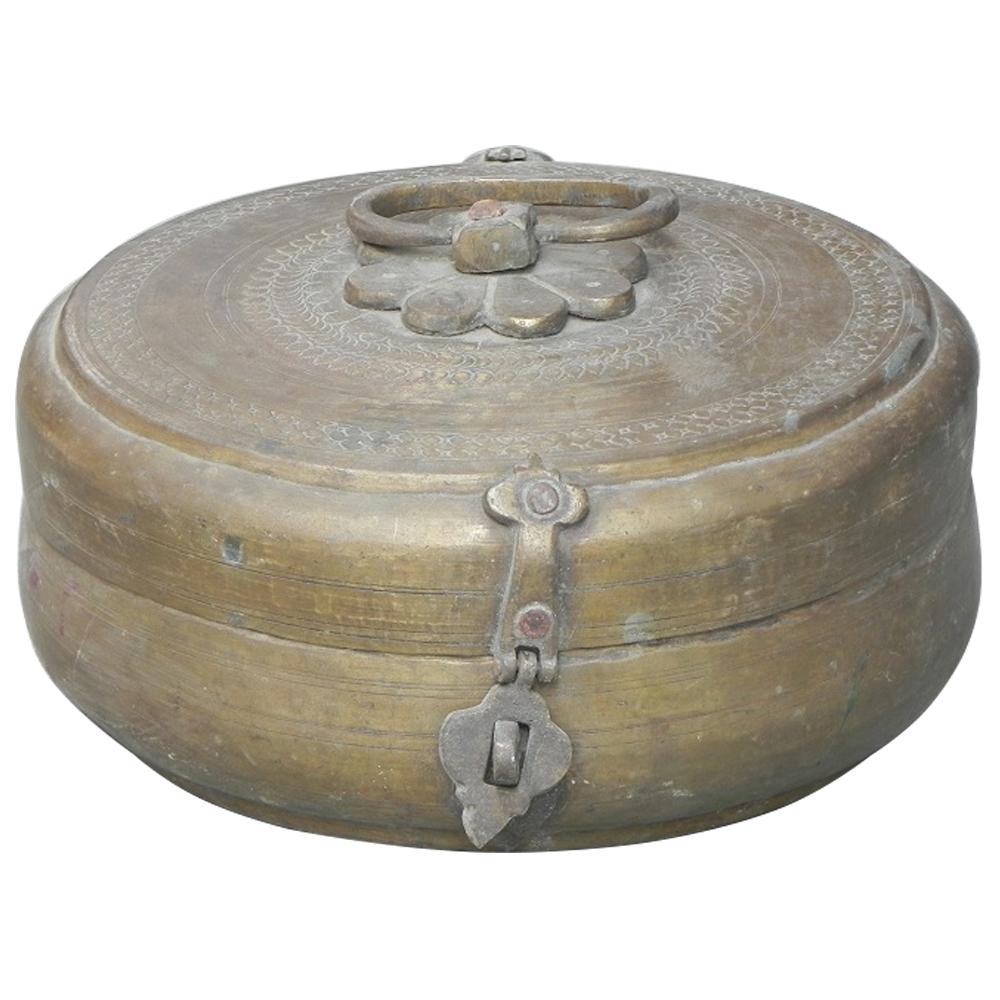 Gujrati Jewellery Box