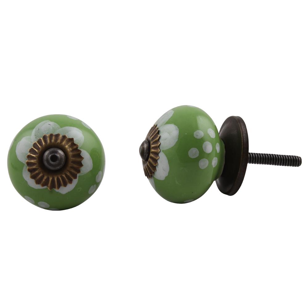 Soft Green Knob