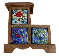 Spice Box-615 Masala Rack Gift Item