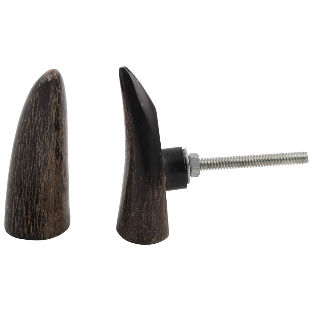 Horn Cabinet Knobs