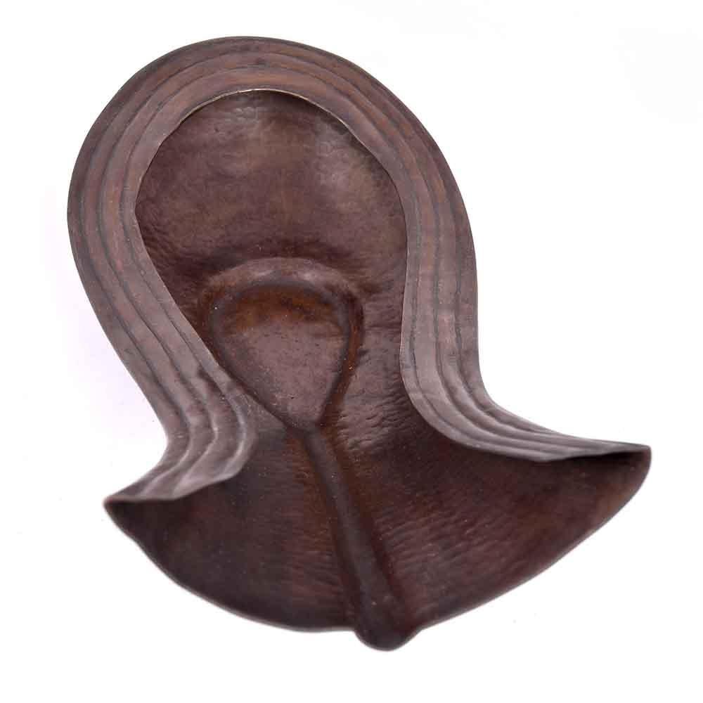 Copper Yoni Hindu Religious Vessel