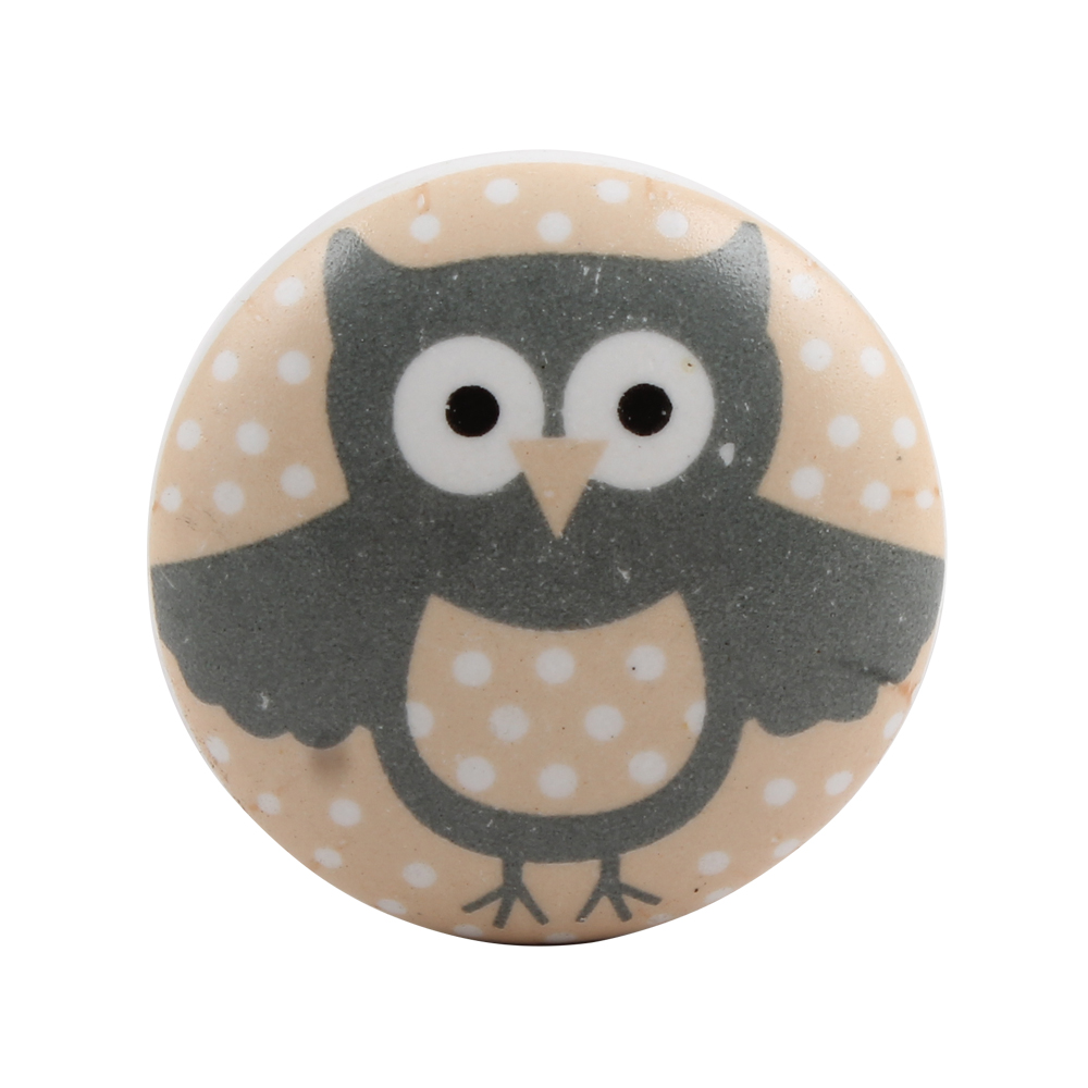 Owl Ceramic Wine Stopper