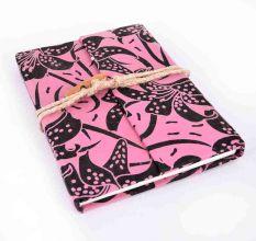 Pink Floral Designer Handmade Diaries/ Notebook