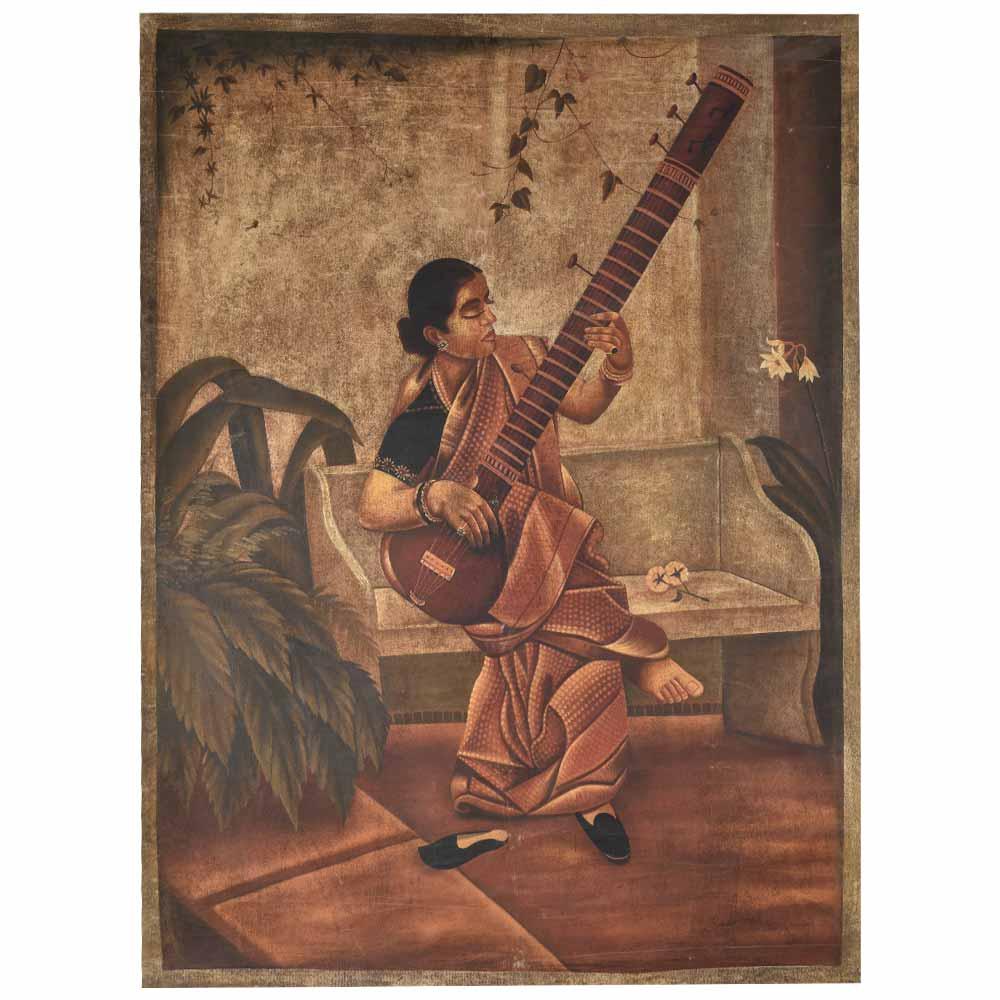 Kadambari Painting 46 X 34