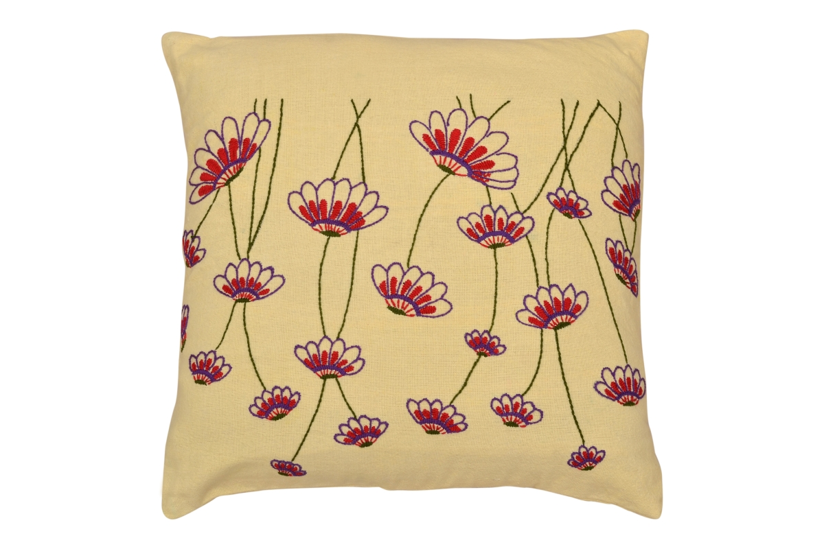 100% Handmade Indian Cushion Cover