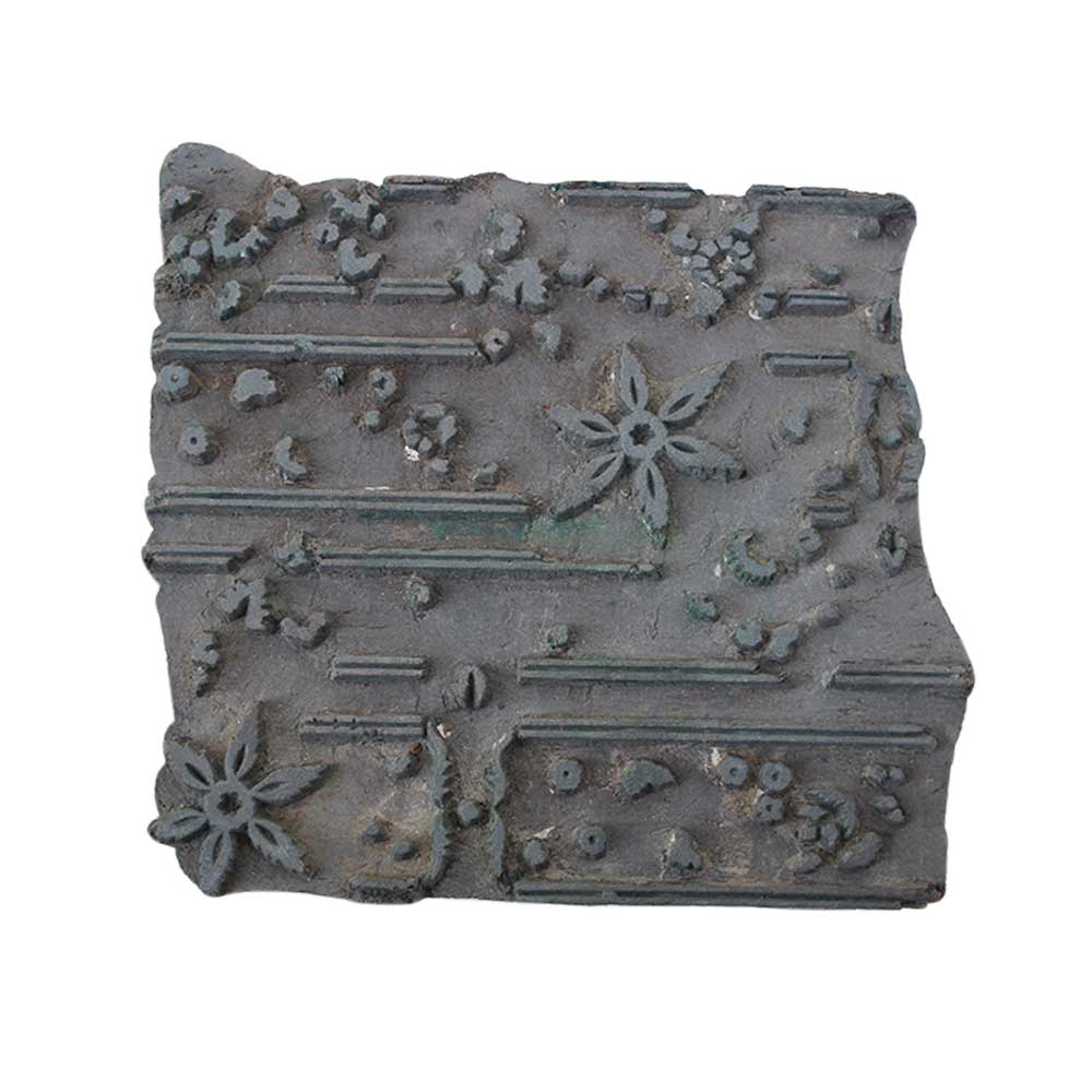 Old Wooden Decorative Blocks-325
