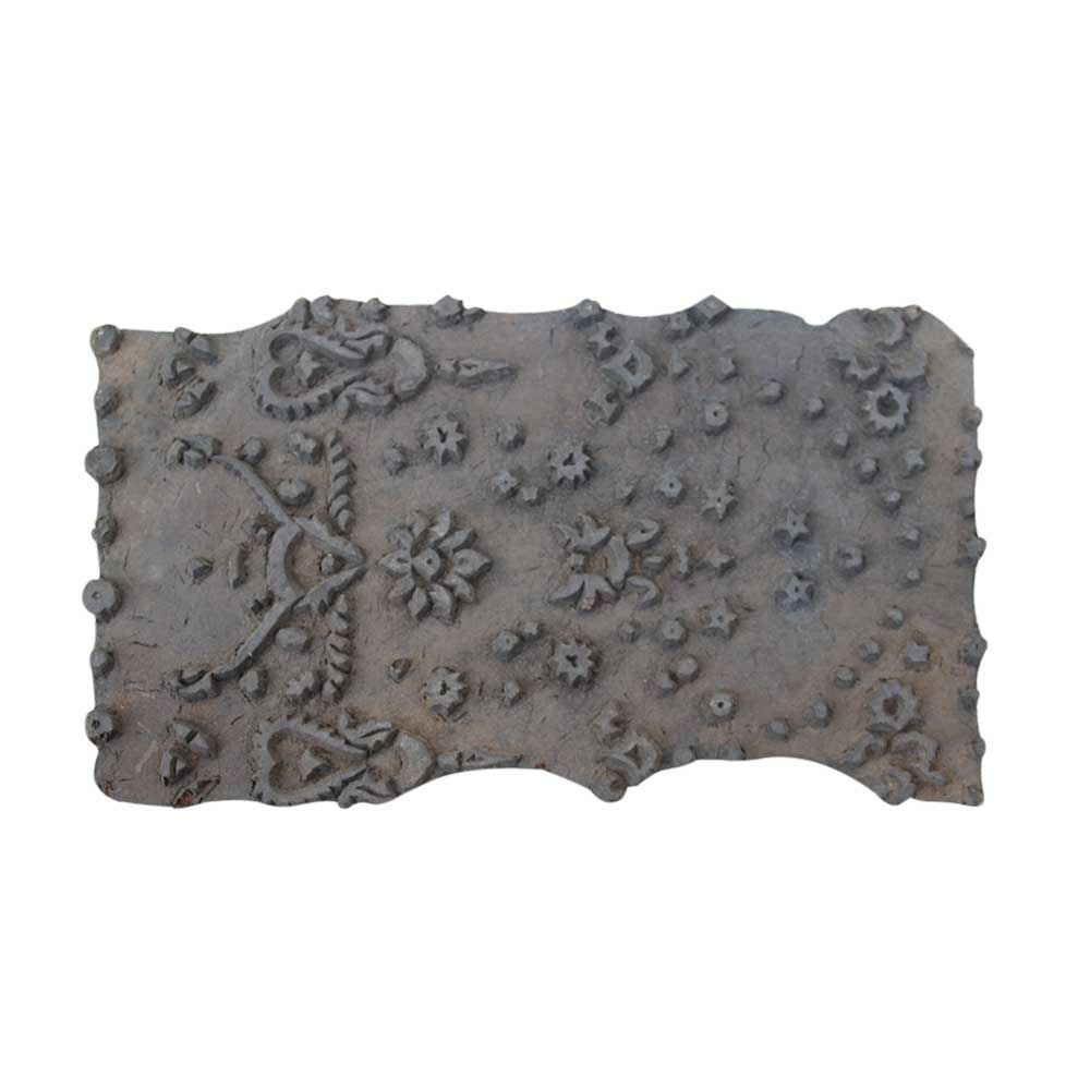 Old Wooden Decorative Blocks-327