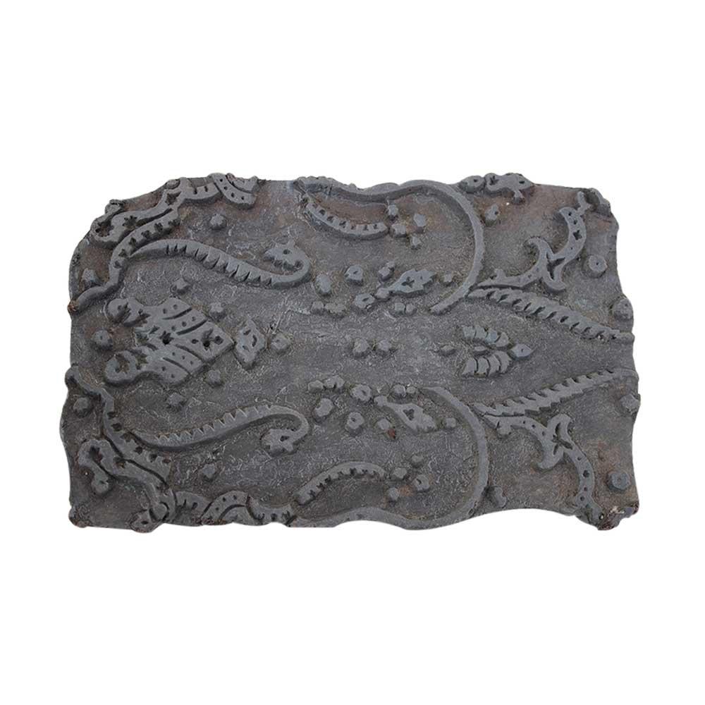 Old Wooden Decorative Blocks-388