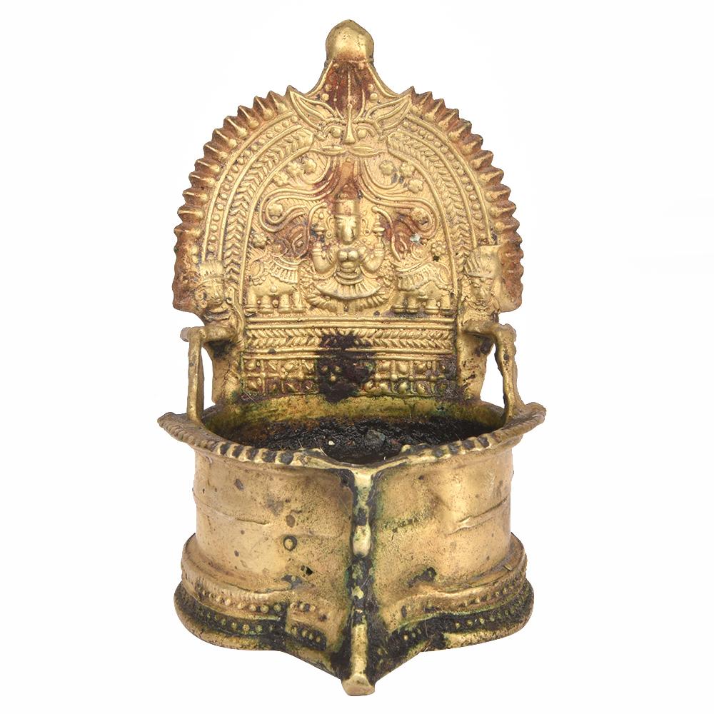 Bronze Ritual Puja Lamp