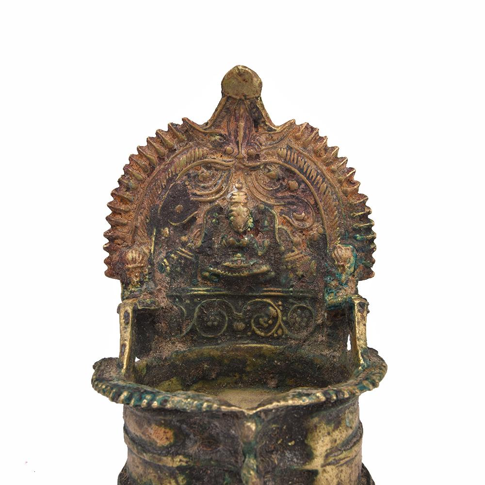Beautiful Engravings Hindu Goddess Lakshmi