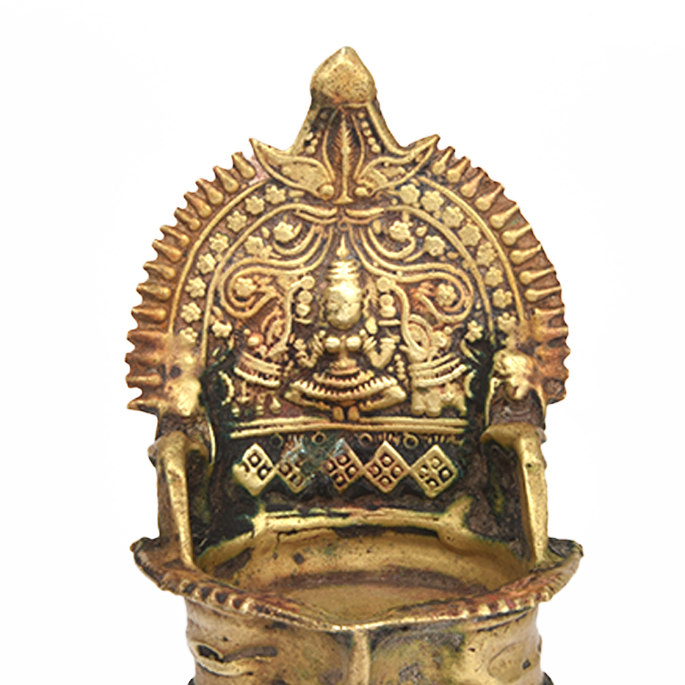 Goddess Laxmi Oli Lamp