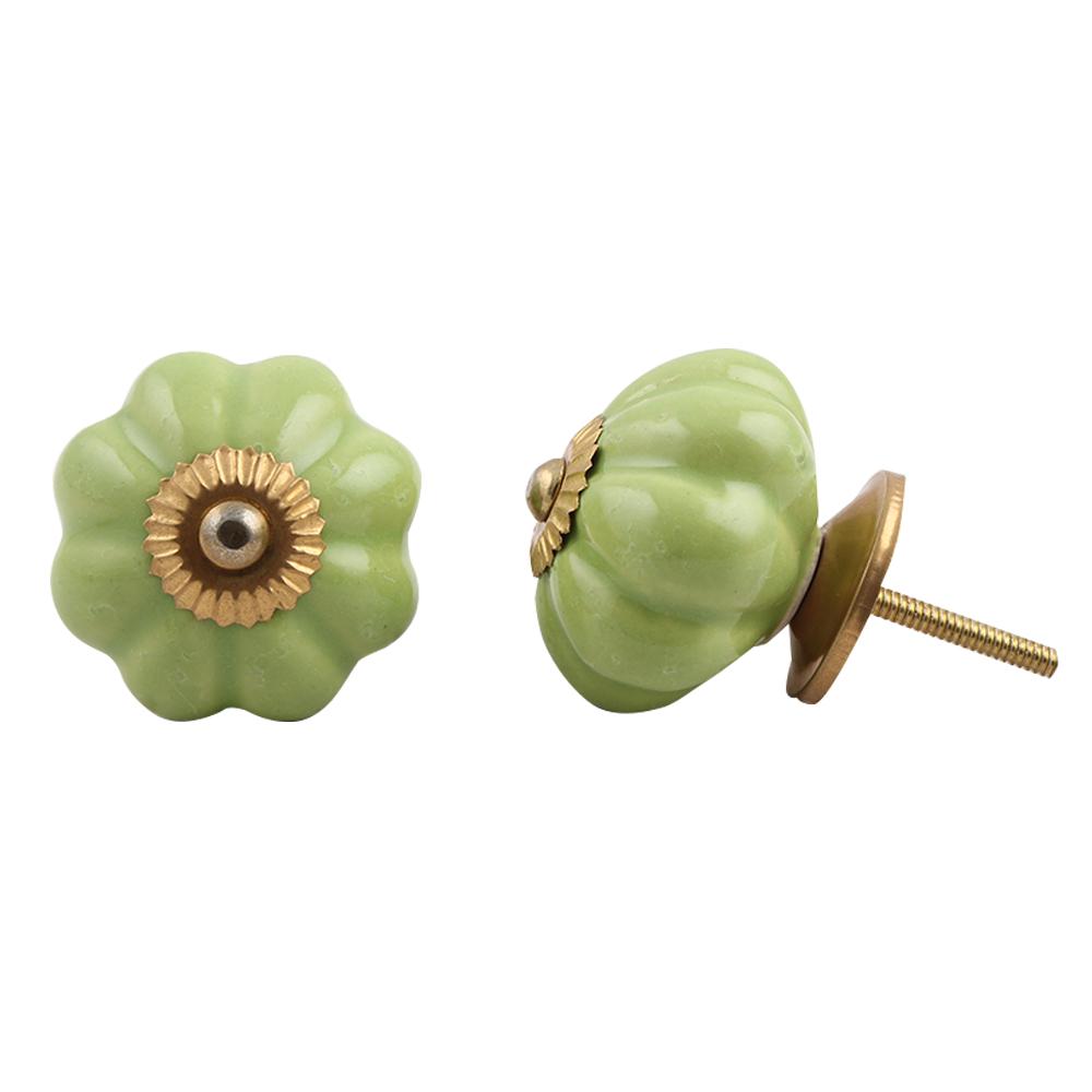 Lime Green Melon Knob