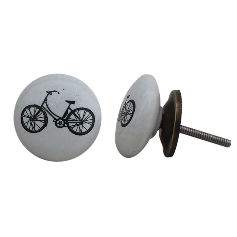Bicycle Flat Knob